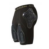 G-FORM Shorts schwarz Gr. S - XXL